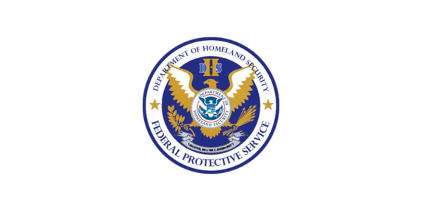 U.S. Department of Homeland Security Federal Protective Services logo