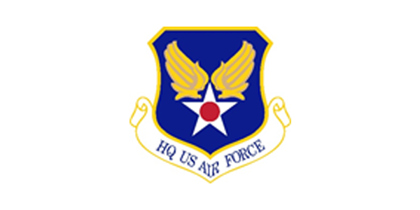 HQ US Air force logo
