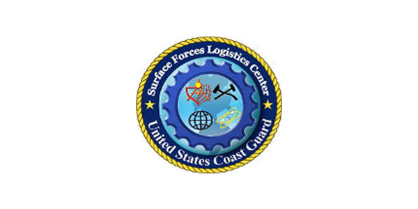 surface forces logistics center logo
