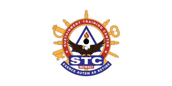 sustainment training center logo